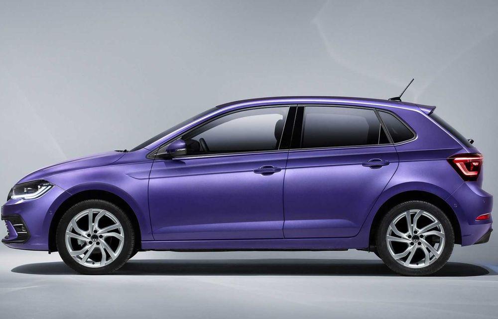 Noul Volkswagen Polo facelift: faruri matrix LED, ecran de 9.2 inch și rulare semi-autonomă de nivel 2 - Poza 7