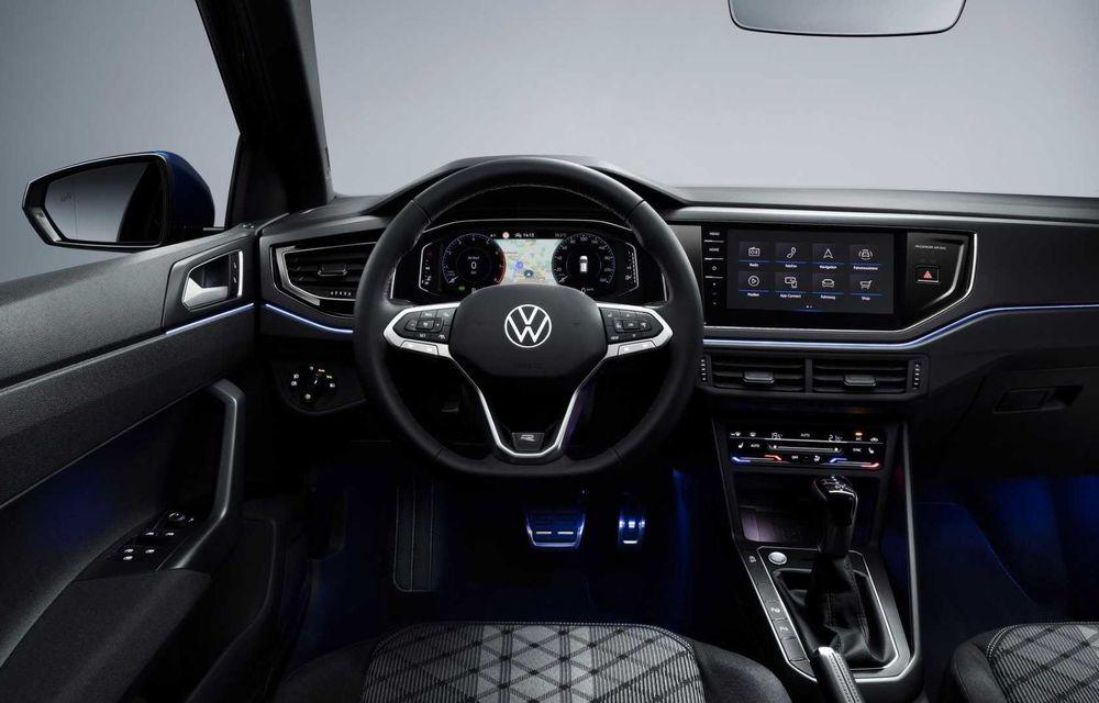 Noul Volkswagen Polo facelift: faruri matrix LED, ecran de 9.2 inch și rulare semi-autonomă de nivel 2 - Poza 10