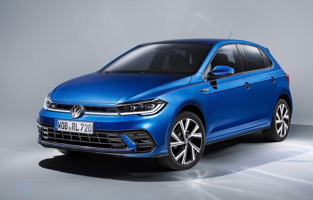 Noul Volkswagen Polo facelift: faruri matrix LED, ecran de 9.2 inch și rulare semi-autonomă de nivel 2 - Poza 1