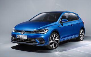Volkswagen Polo facelift, lansat oficial cu tehnologie care permite un condus semi-autonom de nivel 2