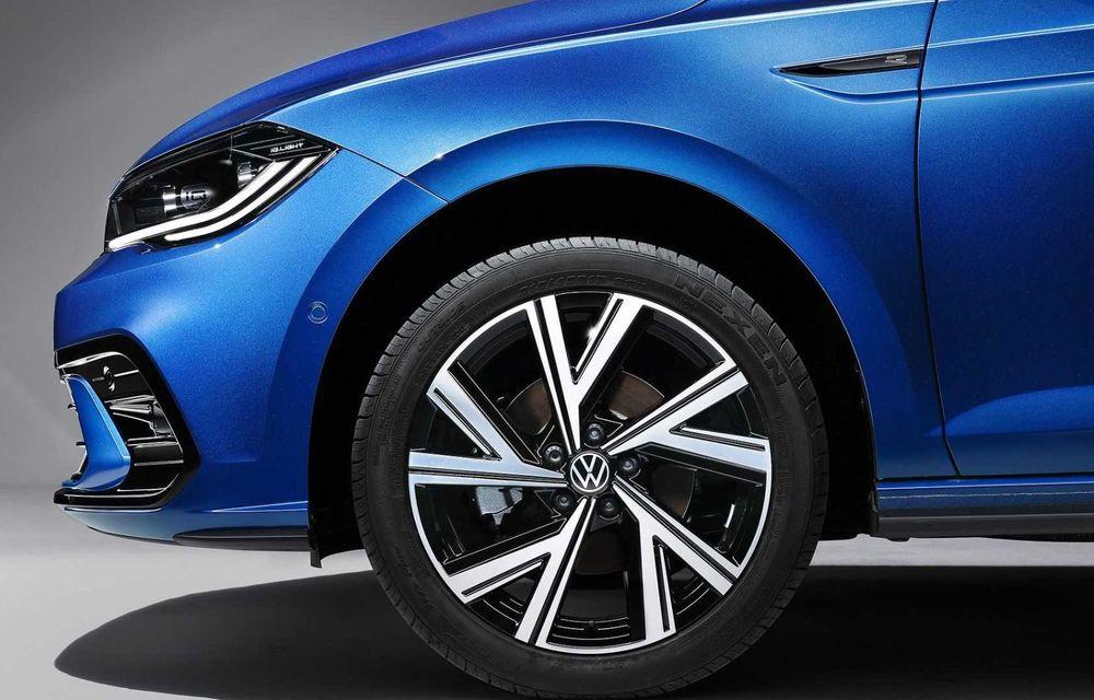 Noul Volkswagen Polo facelift: faruri matrix LED, ecran de 9.2 inch și rulare semi-autonomă de nivel 2 - Poza 9