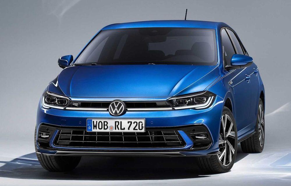Noul Volkswagen Polo facelift: faruri matrix LED, ecran de 9.2 inch și rulare semi-autonomă de nivel 2 - Poza 2