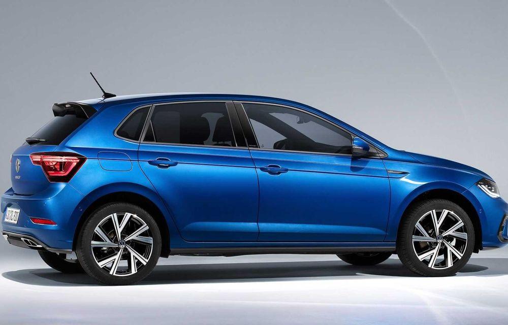 Noul Volkswagen Polo facelift: faruri matrix LED, ecran de 9.2 inch și rulare semi-autonomă de nivel 2 - Poza 3