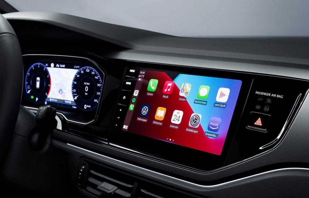 Noul Volkswagen Polo facelift: faruri matrix LED, ecran de 9.2 inch și rulare semi-autonomă de nivel 2 - Poza 13