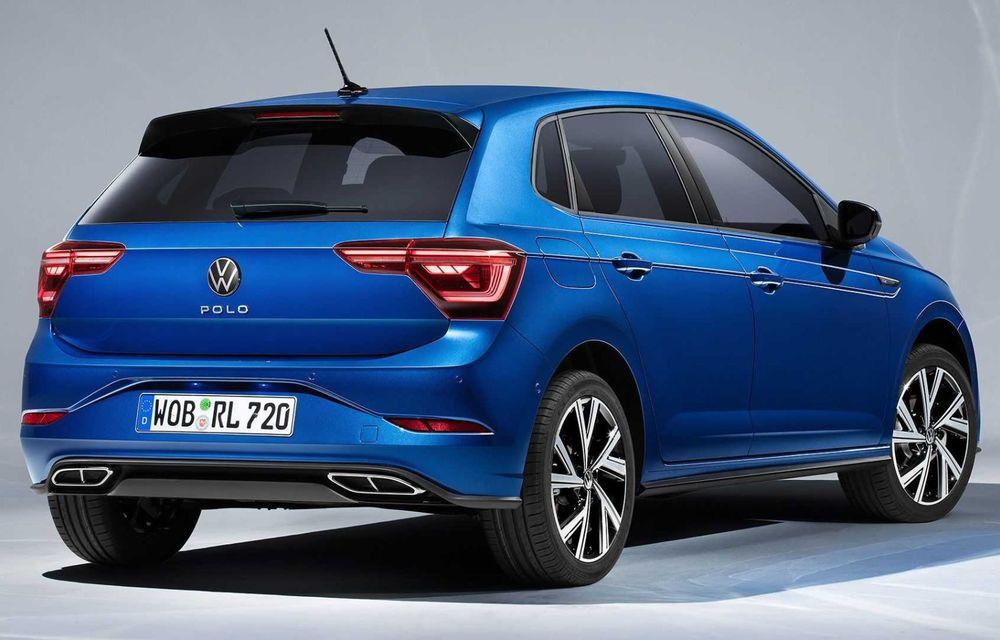 Noul Volkswagen Polo facelift: faruri matrix LED, ecran de 9.2 inch și rulare semi-autonomă de nivel 2 - Poza 4