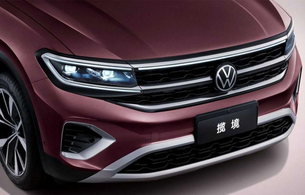 Volkswagen Talagon: cel mai mare SUV din portofoliul nemților, comercializat doar în China - Poza 3