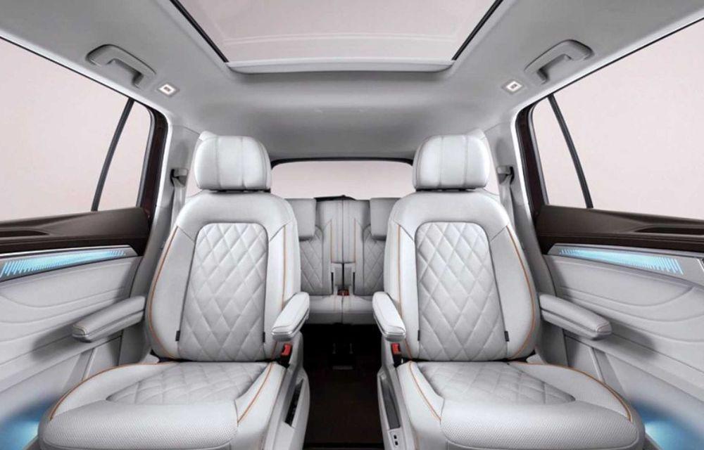 Volkswagen Talagon: cel mai mare SUV din portofoliul nemților, comercializat doar în China - Poza 8