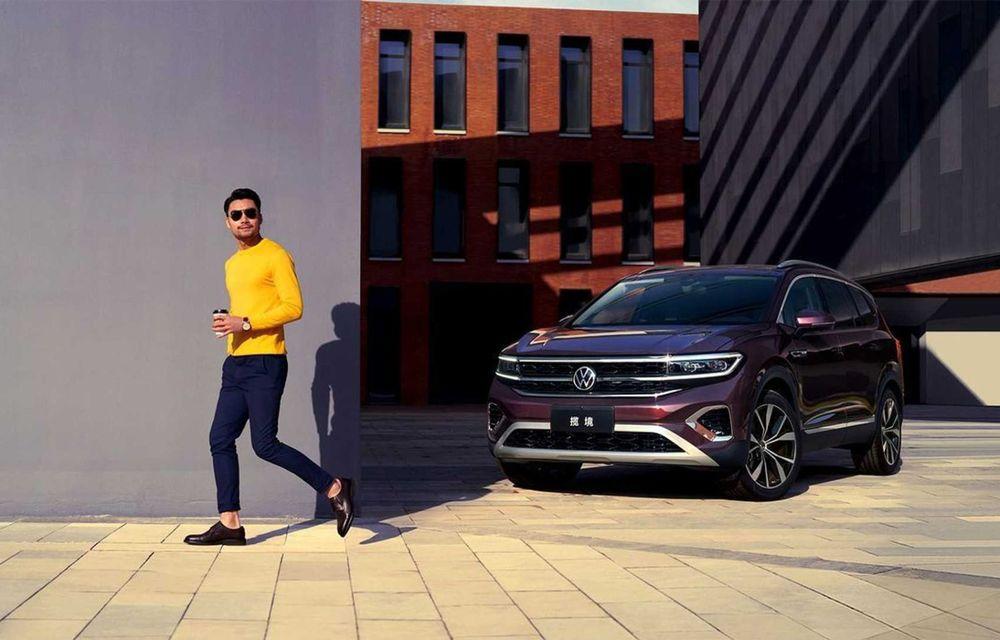 Volkswagen Talagon: cel mai mare SUV din portofoliul nemților, comercializat doar în China - Poza 2
