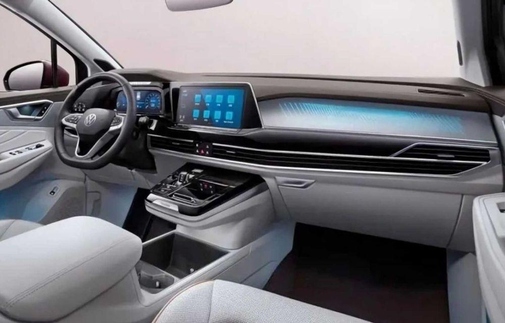 Volkswagen Talagon: cel mai mare SUV din portofoliul nemților, comercializat doar în China - Poza 7