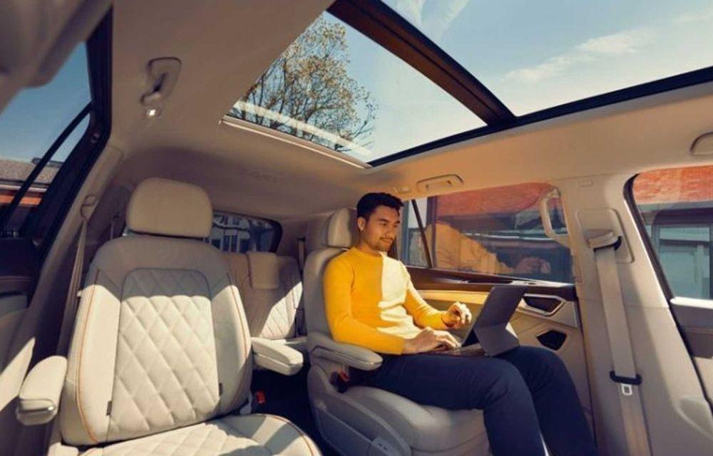 Volkswagen Talagon: cel mai mare SUV din portofoliul nemților, comercializat doar în China - Poza 9