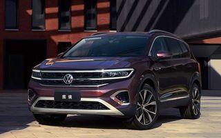 Volkswagen Talagon: cel mai mare SUV din portofoliul nemților, comercializat doar în China