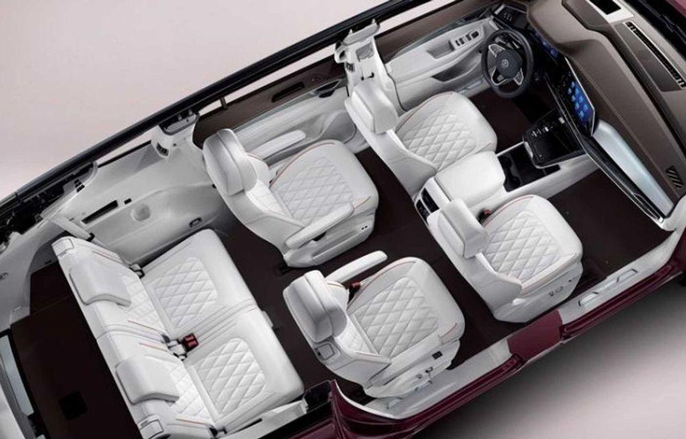 Volkswagen Talagon: cel mai mare SUV din portofoliul nemților, comercializat doar în China - Poza 12