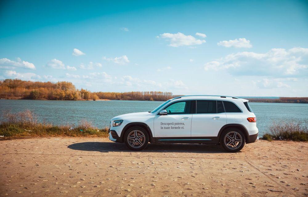 Descoperim Dunărea cu Mercedes-Benz GLB (ziua 2): am fost acasă la Mircea Dinescu și am vizitat podul Noua Europa - Poza 10