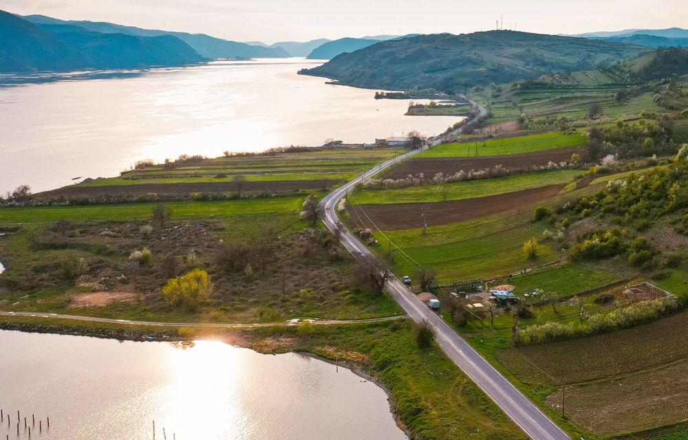 Descoperim Dunărea cu Mercedes-Benz GLB (ziua 2): am fost acasă la Mircea Dinescu și am vizitat podul Noua Europa - Poza 14