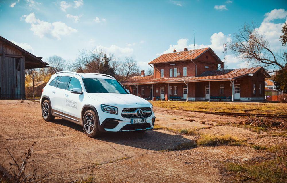Descoperim Dunărea cu Mercedes-Benz GLB (ziua 2): am fost acasă la Mircea Dinescu și am vizitat podul Noua Europa - Poza 4