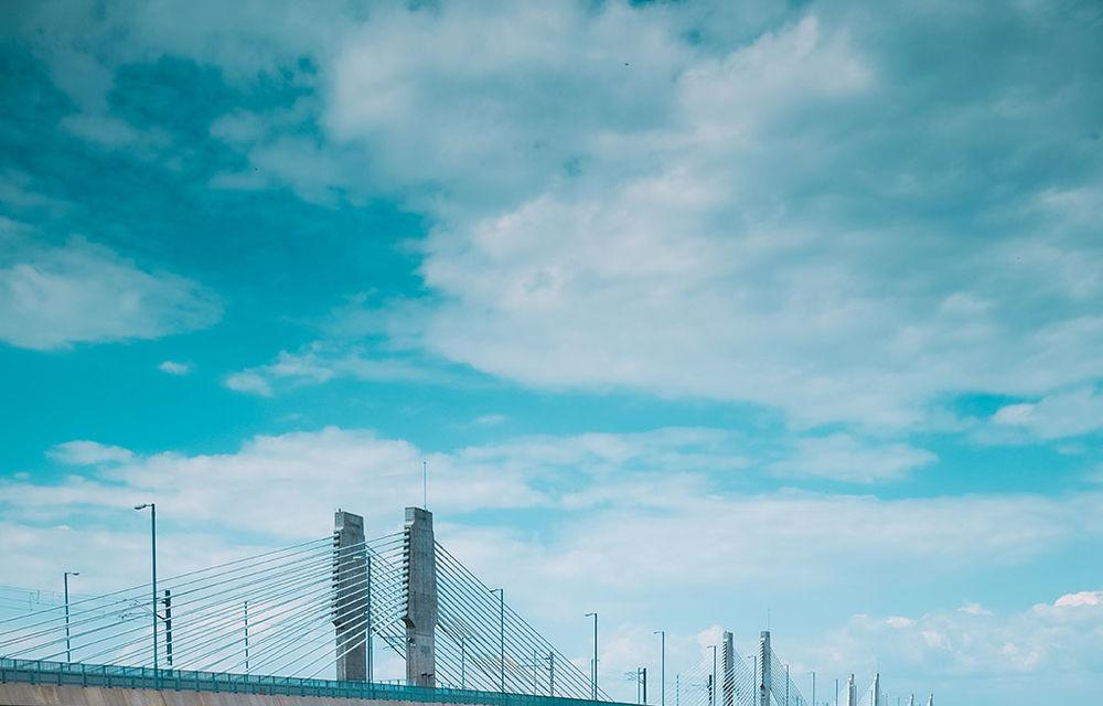 Descoperim Dunărea cu Mercedes-Benz GLB (ziua 2): am fost acasă la Mircea Dinescu și am vizitat podul Noua Europa - Poza 15