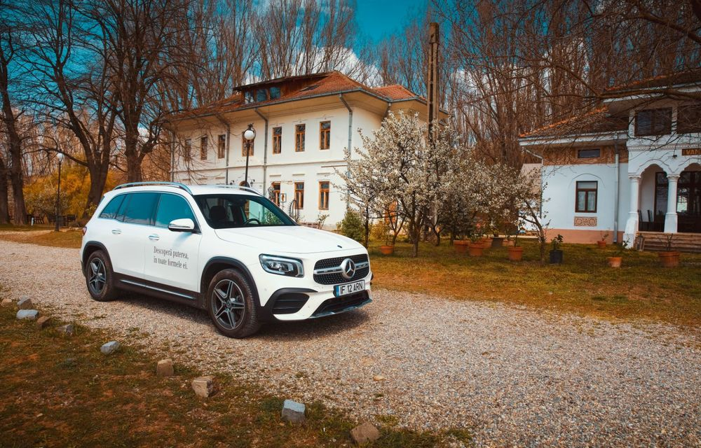 Descoperim Dunărea cu Mercedes-Benz GLB (ziua 2): am fost acasă la Mircea Dinescu și am vizitat podul Noua Europa - Poza 8
