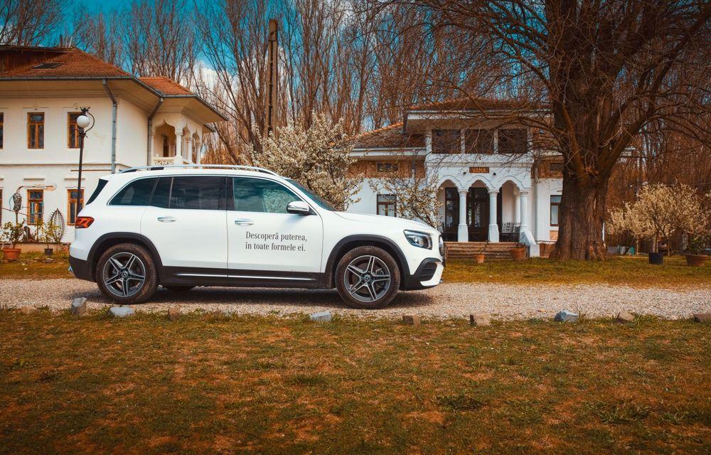 Descoperim Dunărea cu Mercedes-Benz GLB (ziua 2): am fost acasă la Mircea Dinescu și am vizitat podul Noua Europa - Poza 7