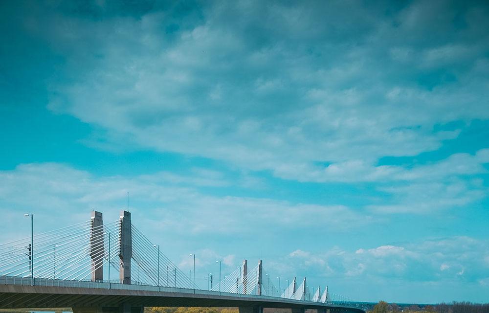 Descoperim Dunărea cu Mercedes-Benz GLB (ziua 2): am fost acasă la Mircea Dinescu și am vizitat podul Noua Europa - Poza 17