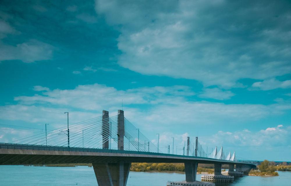 Descoperim Dunărea cu Mercedes-Benz GLB (ziua 2): am fost acasă la Mircea Dinescu și am vizitat podul Noua Europa - Poza 16