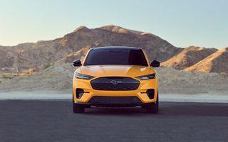 Ford deschide lista de comenzi pentru Mustang Mach-E GT în 28 aprilie