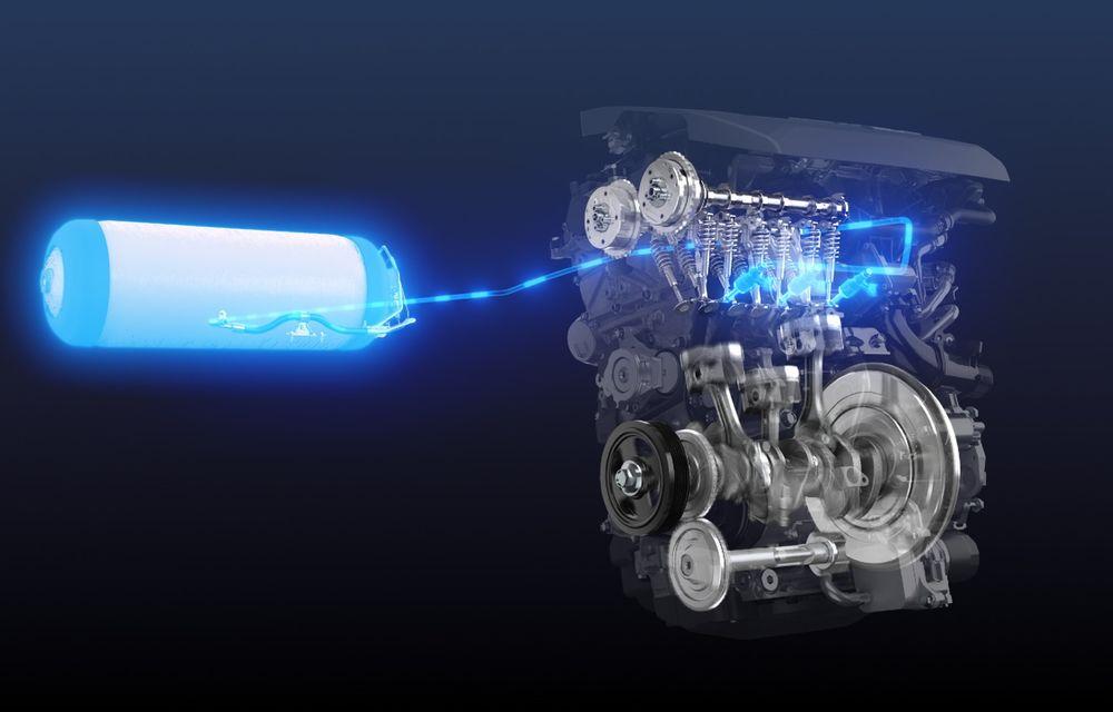 Toyota dezvoltă un motor alimentat cu hidrogen, pe care îl va folosi în cursele de anduranță - Poza 1