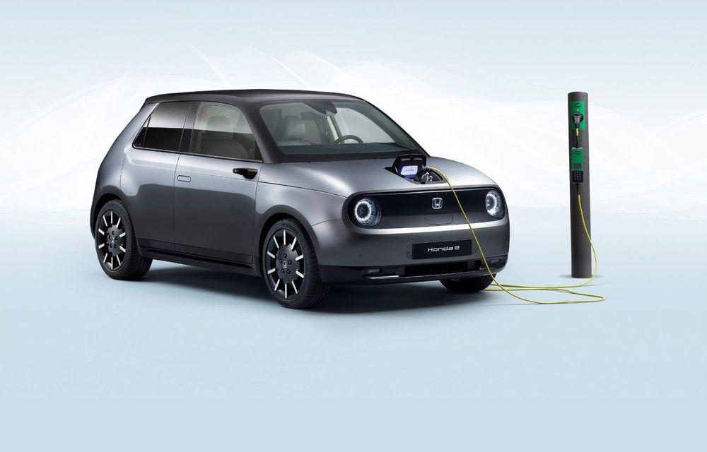 """Șeful Honda: """"Vrem să vindem doar mașini electrice din 2040"""" - Poza 1"""