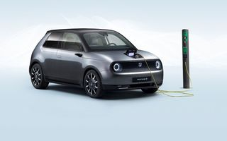 "Șeful Honda: ""Vrem să vindem doar mașini electrice din 2040"""