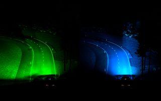 Ford: faruri inteligente care se folosesc de localizarea mașinii pentru ști cum să ilumineze drumul