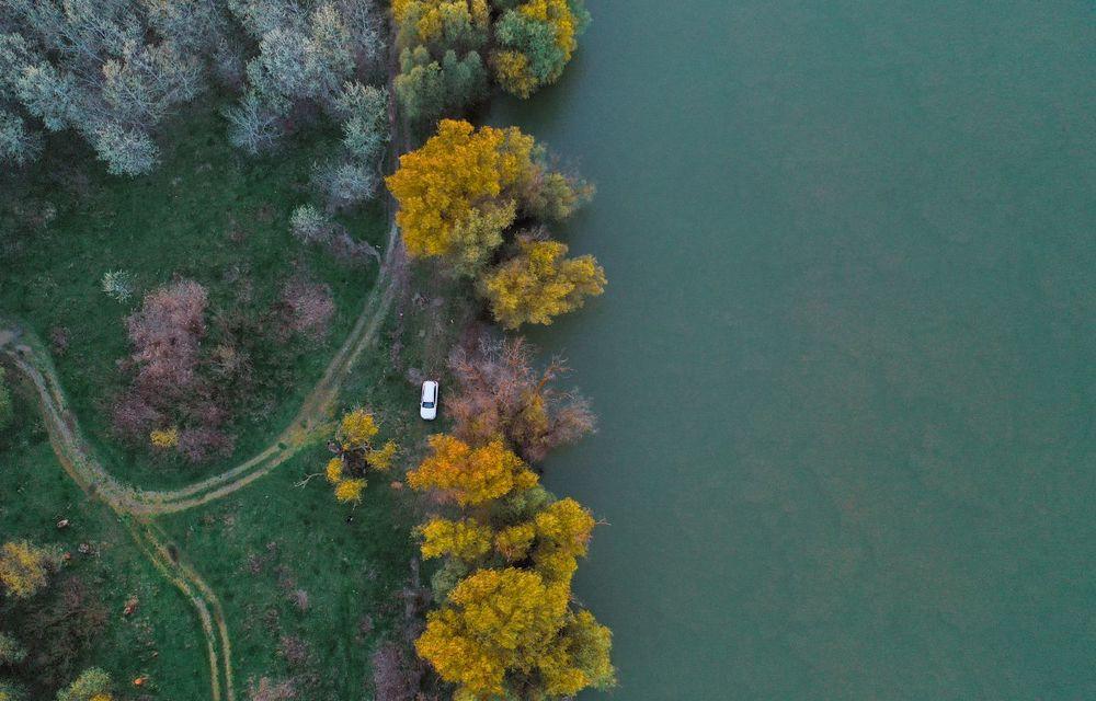 Descoperim Dunărea cu Mercedes-Benz GLB (ultima zi): vizită într-un sat pescăresc și miracolul Deltei - Poza 32