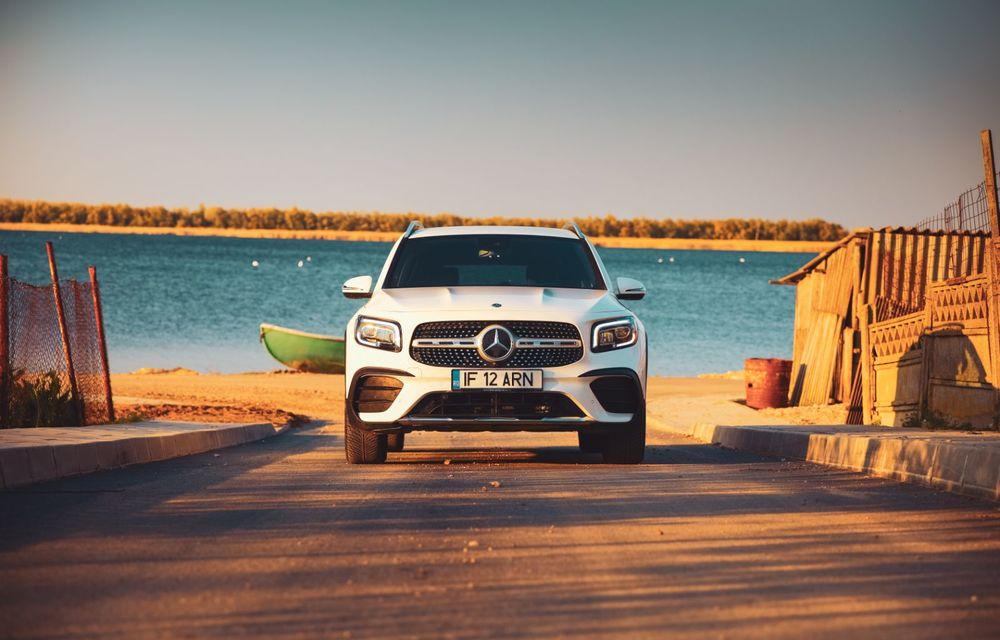 Descoperim Dunărea cu Mercedes-Benz GLB (ultima zi): vizită într-un sat pescăresc și miracolul Deltei - Poza 23