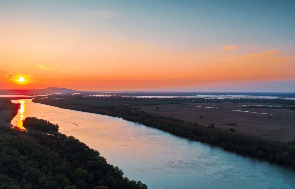 Descoperim Dunărea cu Mercedes-Benz GLB (ultima zi): vizită într-un sat pescăresc și miracolul Deltei - Poza 36