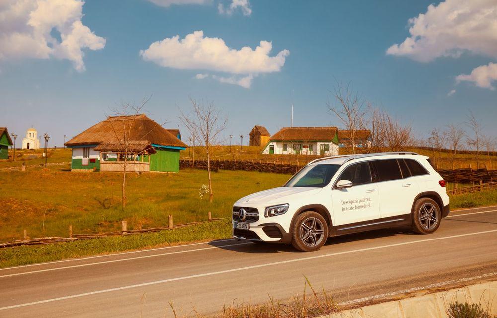 Descoperim Dunărea cu Mercedes-Benz GLB (ultima zi): vizită într-un sat pescăresc și miracolul Deltei - Poza 10