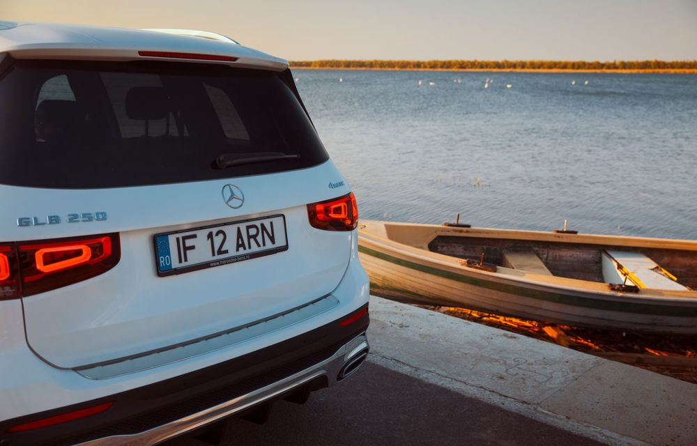 Descoperim Dunărea cu Mercedes-Benz GLB (ultima zi): vizită într-un sat pescăresc și miracolul Deltei - Poza 20