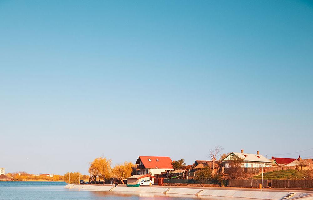 Descoperim Dunărea cu Mercedes-Benz GLB (ultima zi): vizită într-un sat pescăresc și miracolul Deltei - Poza 13