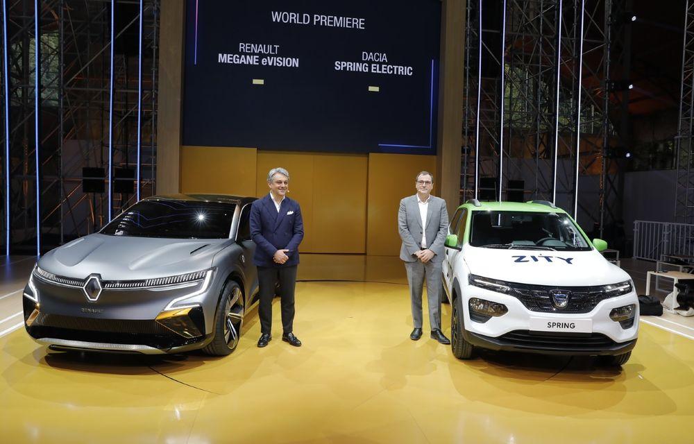 Renault și Dacia ar putea limita noile modele la 180 km/h, la fel ca Volvo - Poza 1