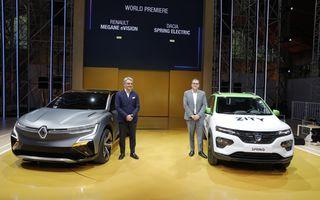 Renault și Dacia ar putea limita noile modele la 180 km/h, la fel ca Volvo