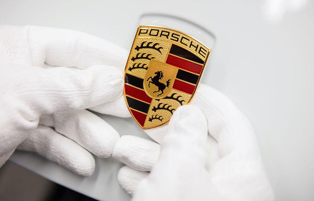 Porsche vrea să construiască o fabrică de baterii pentru mașini electrice în Germania - Poza 1