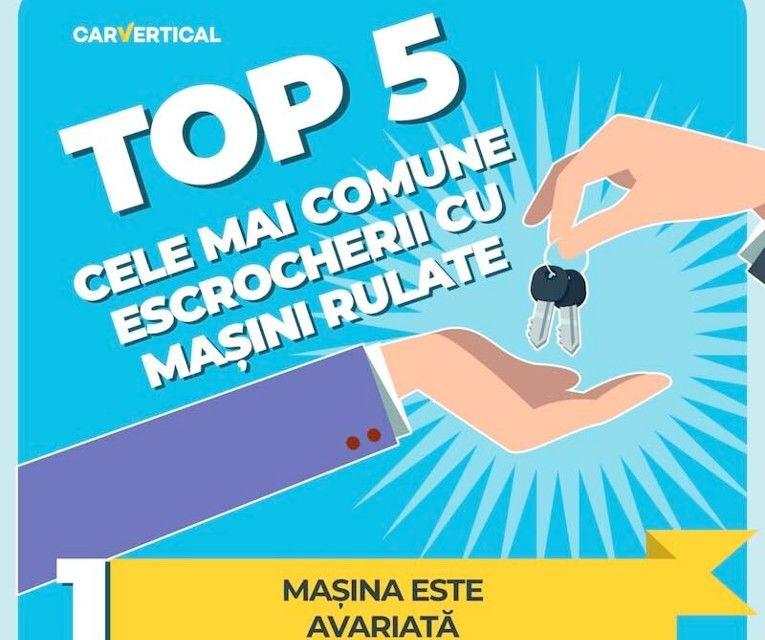 STUDIU: Top 5 înșelătorii de care te lovești la cumpărarea unei mașini second hand - Poza 2