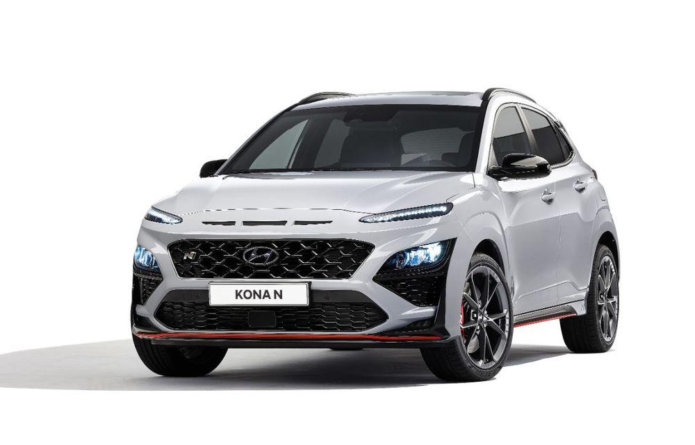 Hyundai prezintă primul său SUV de performanță: Kona N are motor de 2.0 litri turbo cu 280 CP și 392 Nm - Poza 4