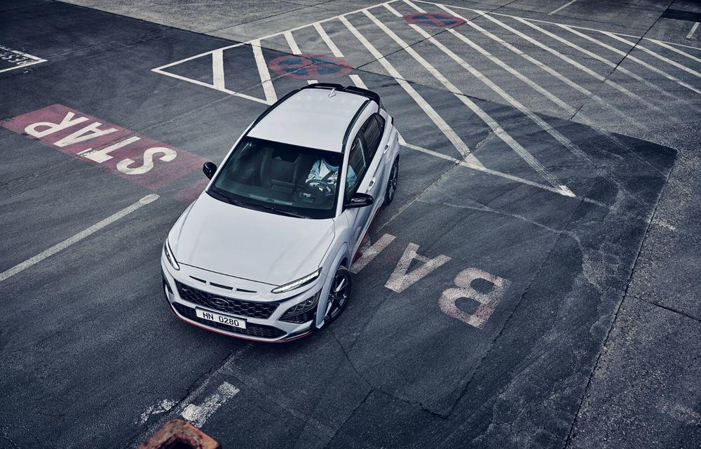 Hyundai prezintă primul său SUV de performanță: Kona N are motor de 2.0 litri turbo cu 280 CP și 392 Nm - Poza 3