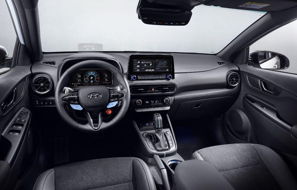Hyundai prezintă primul său SUV de performanță: Kona N are motor de 2.0 litri turbo cu 280 CP și 392 Nm - Poza 5