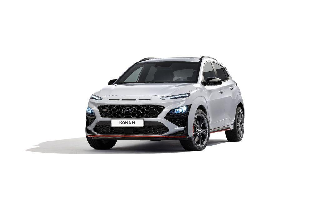 Hyundai prezintă primul său SUV de performanță: Kona N are motor de 2.0 litri turbo cu 280 CP și 392 Nm - Poza 1