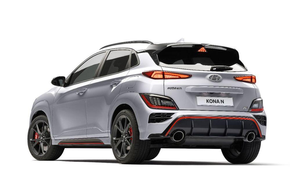 Hyundai prezintă primul său SUV de performanță: Kona N are motor de 2.0 litri turbo cu 280 CP și 392 Nm - Poza 6