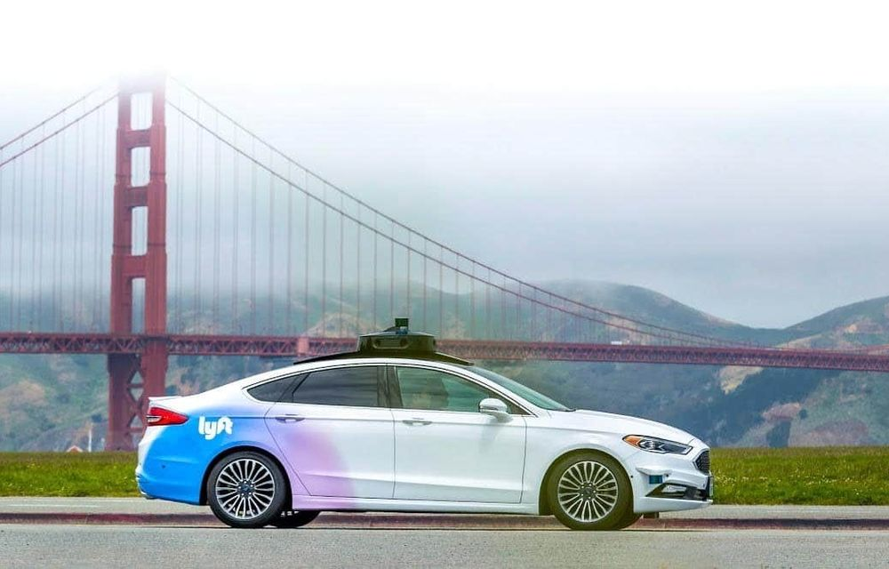 Toyota achiziționează cu 550 de milioane de dolari divizia de mașini autonome de la Lyft - Poza 1