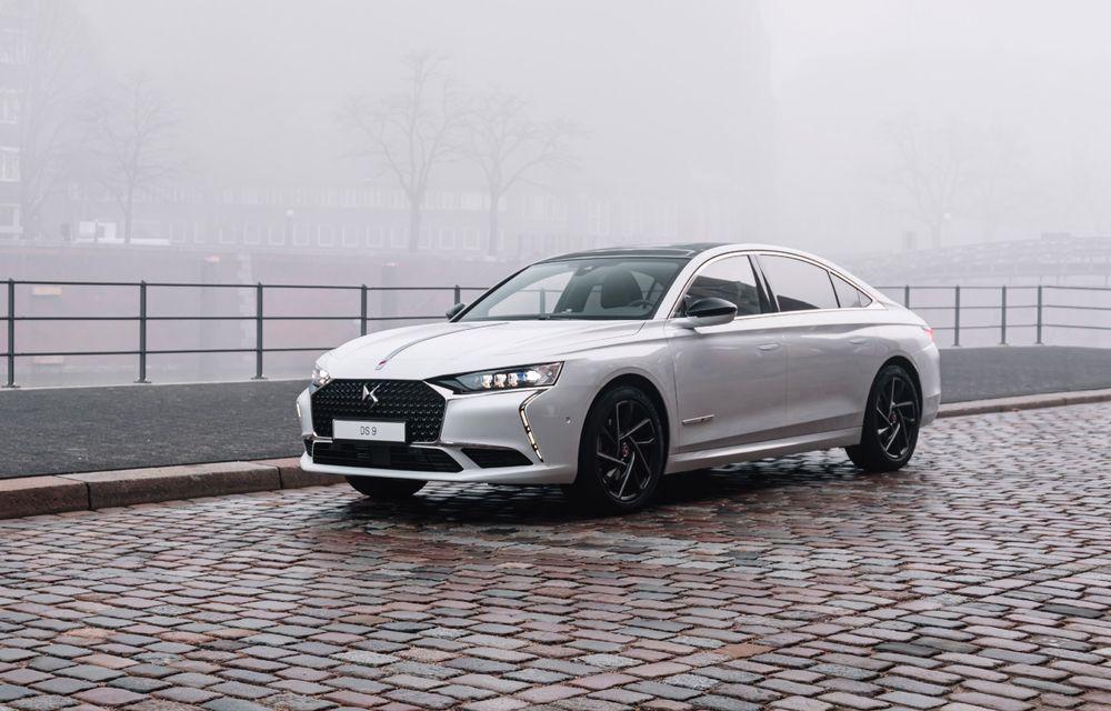 Prețuri DS9 în România: sedanul premium pornește de la 49.900 de euro - Poza 1