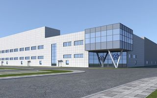 Volkswagen a început construcția unei noi fabrici de mașini electrice în China