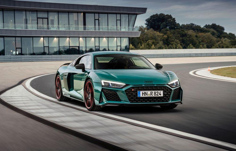 """Viitor incert pentru Audi R8 și TT: """"Modelele reprezentative din trecut nu sunt neaparat și cele din viitor"""" - Poza 1"""