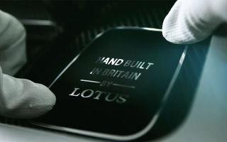 Lotus vrea să devină brand 100% electric până în 2028