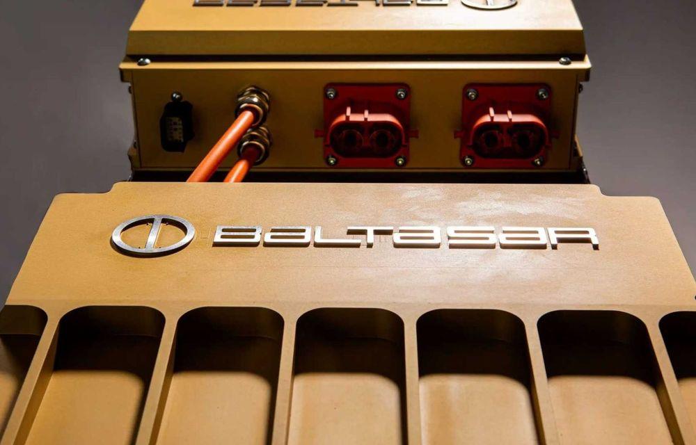 Baltasar Revolt vine din Spania cu două motoare electrice, 507 CP și 770 kilograme masă proprie - Poza 15